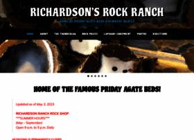 richardsonrockranch.com