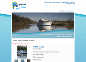 richardsonsboatsales.net