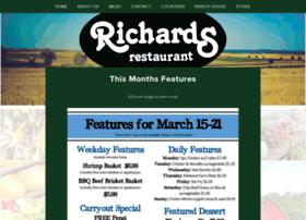 richardsrestaurants.com