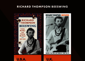 richardthompson-music.com