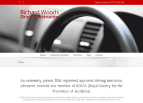 richardwoodsdrivinginstructor.co.uk