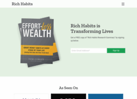 richhabits.net