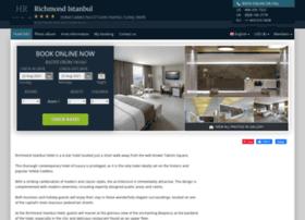 richmond-istanbul.hotel-rez.com