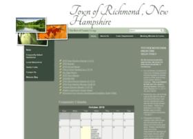 richmond.nh.gov