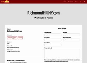 richmondhillny.com