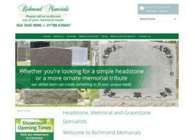 Richmondmemorials.co.uk