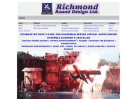 richmondsounddesign.com