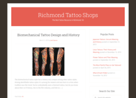 richmondtattooshops.com