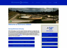 richmondutilities.com