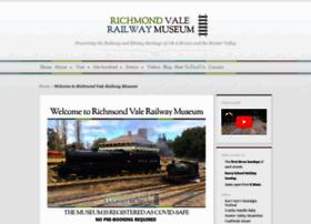 richmondvalerailwaymuseum.org