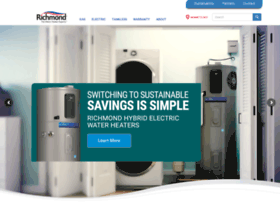 richmondwaterheaters.com