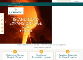 richmont-mines.com
