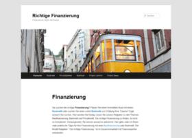 richtige-finanzierung.de