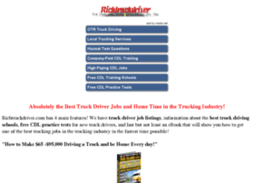 richtruckdriver.com