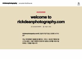 rickdeanphotography.com