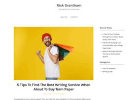 rickgrantham.com