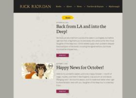 rickriordan.blogspot.com