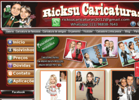 ricksucaricaturas.com.br