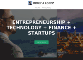 rickyalopez.com