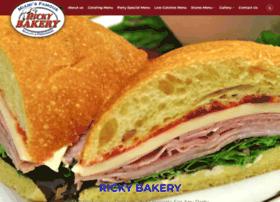 rickybakery.com