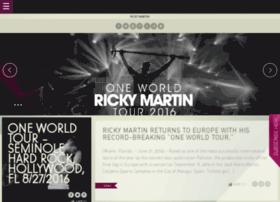 rickymartin.com