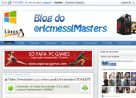 ricmessimasters.com
