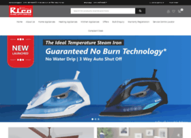 ricoappliances.com