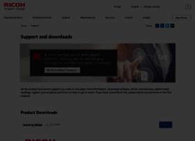ricoh-support.com