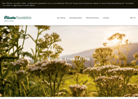 ricolafoundation.org