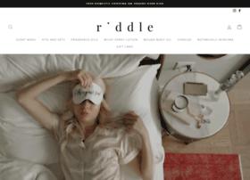 riddle-oil.myshopify.com