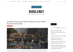 riddlenut.com