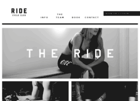 ridecycleclub.liveeditaurora.com