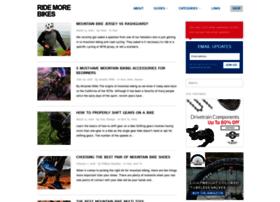 ridemorebikes.com