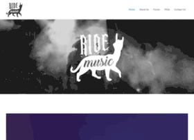ridemusic.net