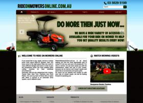 rideonmowersonline.com.au
