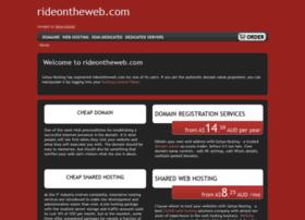 rideontheweb.com