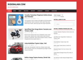 rideralam.com