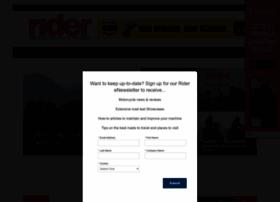 ridermagazine.com