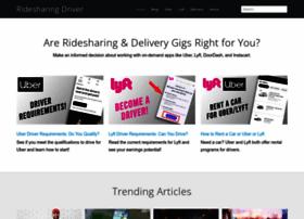 ridesharingdriver.com