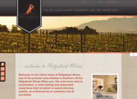 ridgebackwines.co.za