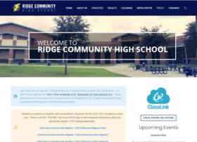 ridgecommunityhigh.com