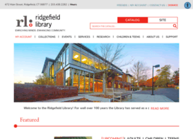 ridgefieldlibrary.org