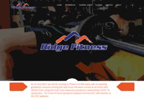 ridgefitness.com