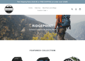 ridgepointoutfitters.com