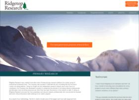 ridgetopresearch.com