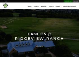 ridgeviewgc.com