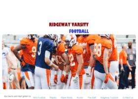 ridgewayfootball.net
