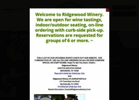 ridgewoodwinery.com