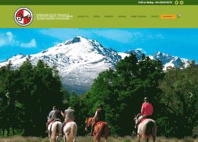 ridingholidaysspain.com