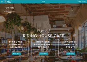 ridinghousecafe.co.uk
